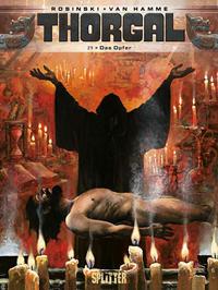 Cover Thumbnail for Thorgal (Splitter Verlag, 2011 series) #29 - Das Opfer