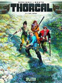 Cover Thumbnail for Thorgal (Splitter Verlag, 2011 series) #30 - Ich, Jolan