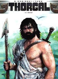 Cover Thumbnail for Thorgal (Splitter Verlag, 2011 series) #36 - Aniel