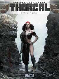 Cover Thumbnail for Thorgal (Splitter Verlag, 2011 series) #28 - Kriss de Valnor