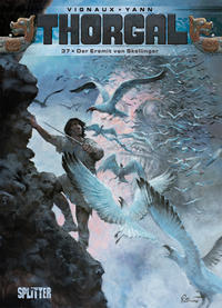 Cover Thumbnail for Thorgal (Splitter Verlag, 2011 series) #37 - Der Eremit von Skelliger