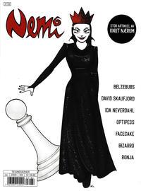 Cover Thumbnail for Nemi (Gyldendal Norsk Forlag, 2018 series) #184