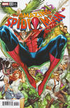 Cover for Amazing Spider-Man (Marvel, 2018 series) #49 (850) [Variant Edition - J. Scott Campbell Cover]