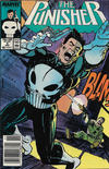 Cover for The Punisher (Marvel, 1987 series) #4 [Newsstand]