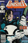 Cover for The Punisher (Marvel, 1987 series) #5 [Newsstand]