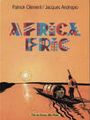 Cover for Afrika fric (Albin Michel, 1988 series)