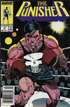 Cover for The Punisher (Marvel, 1987 series) #21 [Newsstand]