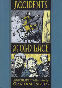 Cover Thumbnail for The Fantagraphics EC Artists' Library (Fantagraphics, 2012 series) #29 - Accidents and Old Lace and Other Stories