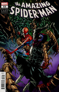 Cover Thumbnail for Amazing Spider-Man (Marvel, 2018 series) #53 (854) [Humberto Ramos Cover]