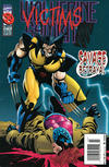 Cover Thumbnail for Wolverine / Gambit: Victims (1995 series) #3 [Newsstand]