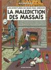 Cover for Les aventures de Sean Mac Gregor (Albin Michel, 2003 series) #1 - La Malediction des Massais
