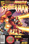 Cover for The Amazing Spider-Man (Marvel, 1999 series) #20 [Newsstand]