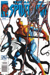 Cover for The Amazing Spider-Man (Marvel, 1999 series) #22 [Newsstand]