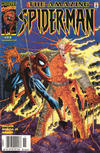 Cover for The Amazing Spider-Man (Marvel, 1999 series) #23 [Newsstand]