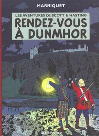 Cover Thumbnail for Les aventures de Scott & Hasting (Albin Michel, 2001 series) #2 - Rendez-vous à Dunmhor