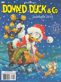 Cover Thumbnail for Donald Duck & Co julehefte (Hjemmet / Egmont, 1968 series) #2013
