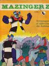 Cover for Mazinger Z (Ledafilms SA, 1986 ? series) #3