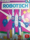 Cover for Robotech (Ledafilms SA, 1987 ? series) #1