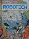 Cover for Robotech (Ledafilms SA, 1987 ? series) #2