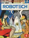 Cover for Robotech (Ledafilms SA, 1987 ? series) #4
