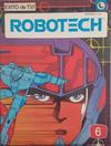 Cover for Robotech (Ledafilms SA, 1987 ? series) #6