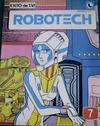 Cover for Robotech (Ledafilms SA, 1987 ? series) #7