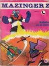 Cover for Mazinger Z (Ledafilms SA, 1986 ? series) #11