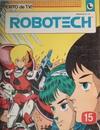 Cover for Robotech (Ledafilms SA, 1987 ? series) #15