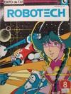 Cover for Robotech (Ledafilms SA, 1987 ? series) #8