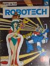 Cover for Robotech (Ledafilms SA, 1987 ? series) #9