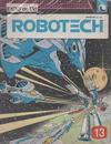 Cover for Robotech (Ledafilms SA, 1987 ? series) #13