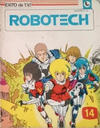 Cover for Robotech (Ledafilms SA, 1987 ? series) #14