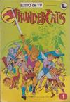 Cover for Thundercats (Ledafilms SA, 1987 ? series) #1