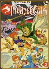 Cover for Thundercats (Ledafilms SA, 1987 ? series) #2