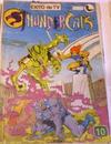 Cover for Thundercats (Ledafilms SA, 1987 ? series) #10