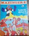 Cover for Mazinger Z (Ledafilms SA, 1986 ? series) #7