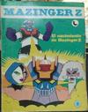 Cover for Mazinger Z (Ledafilms SA, 1986 ? series) #2