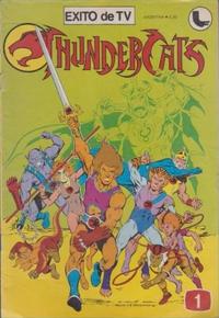 Cover Thumbnail for Thundercats (Ledafilms SA, 1987 ? series) #1