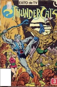 Cover Thumbnail for Thundercats (Ledafilms SA, 1987 ? series) #3