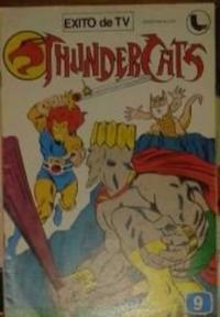 Cover Thumbnail for Thundercats (Ledafilms SA, 1987 ? series) #9
