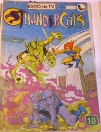 Cover Thumbnail for Thundercats (Ledafilms SA, 1987 ? series) #10