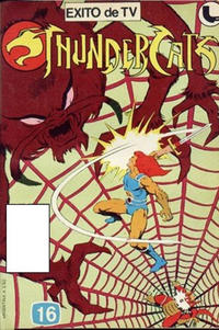 Cover Thumbnail for Thundercats (Ledafilms SA, 1987 ? series) #16
