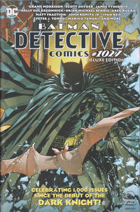 Cover Thumbnail for Detective Comics #1027 The Deluxe Edition (DC, 2020 series)