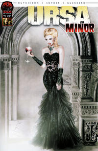 Cover for Ursa Minor (Big Dog Ink, 2012 series) #1 [Cover B - Natali Sanders]