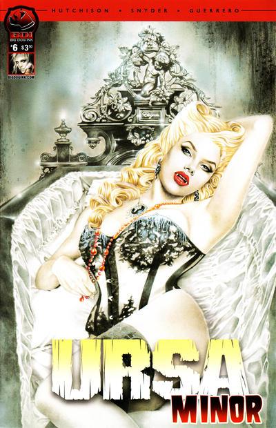 Cover for Ursa Minor (Big Dog Ink, 2012 series) #6