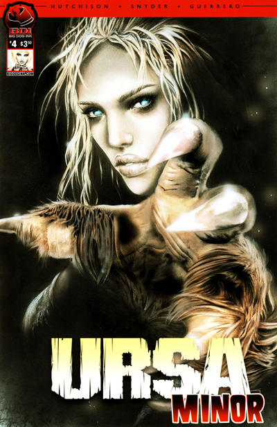 Cover for Ursa Minor (Big Dog Ink, 2012 series) #4