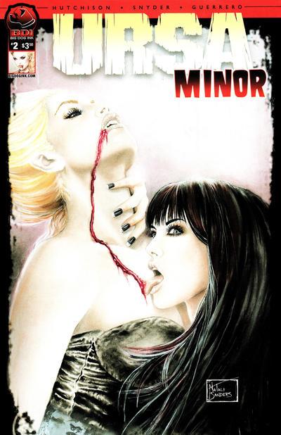 Cover for Ursa Minor (Big Dog Ink, 2012 series) #2