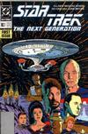 Cover for Star Trek: The Next Generation (DC, 1989 series) #1