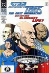 Cover for Star Trek: The Next Generation (DC, 1989 series) #9