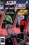 Cover for Star Trek: The Next Generation (DC, 1989 series) #17